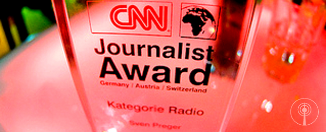 Skulptur: CNN Award Radio